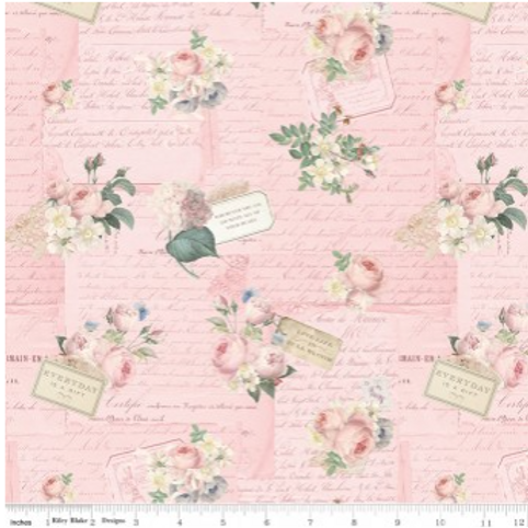 Rose & Violet's Garden Party- BLUSH