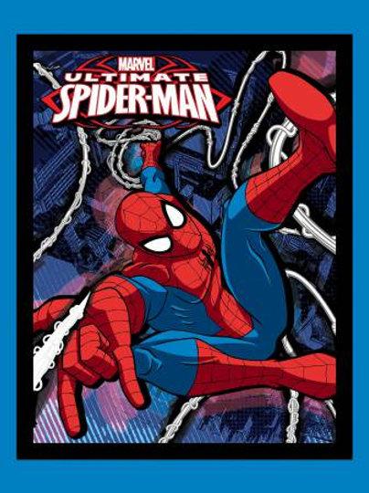 Marvel Ultimate Spider-Man Panel