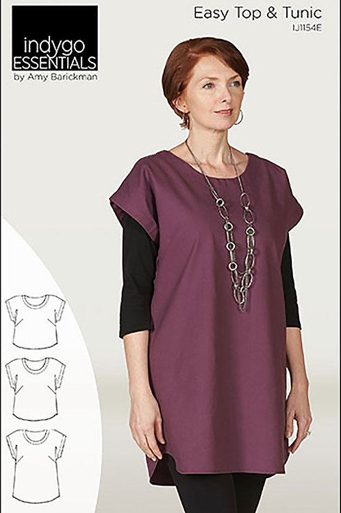 Indygo Essentials - Easy Top and Tunic