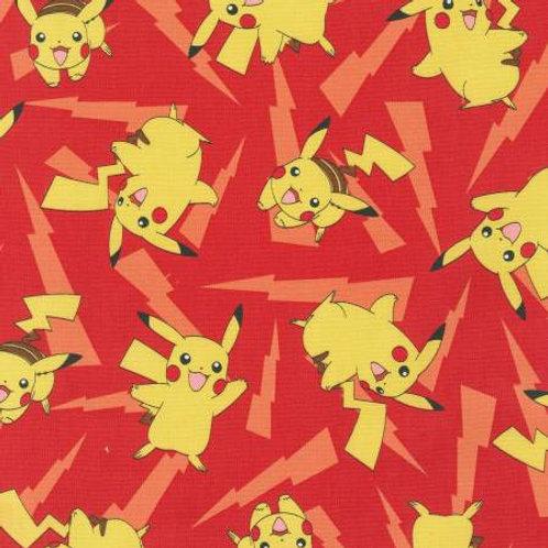 Pikachu - Red