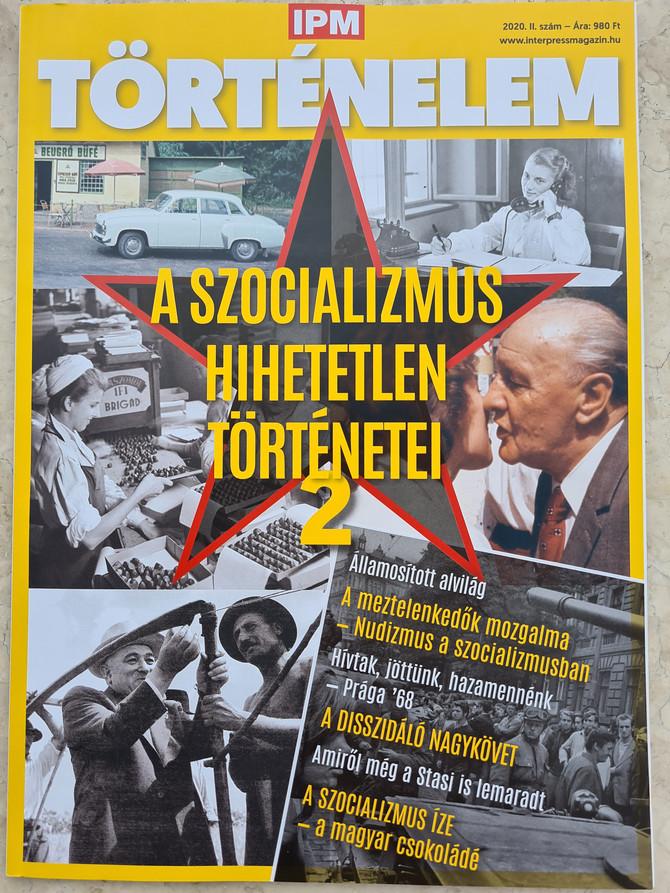 Tóth Eszter Zsófia: A meztelenkedők mozgalma. Nudizmus a szocializmusban. IPM, 2020. II. különszám