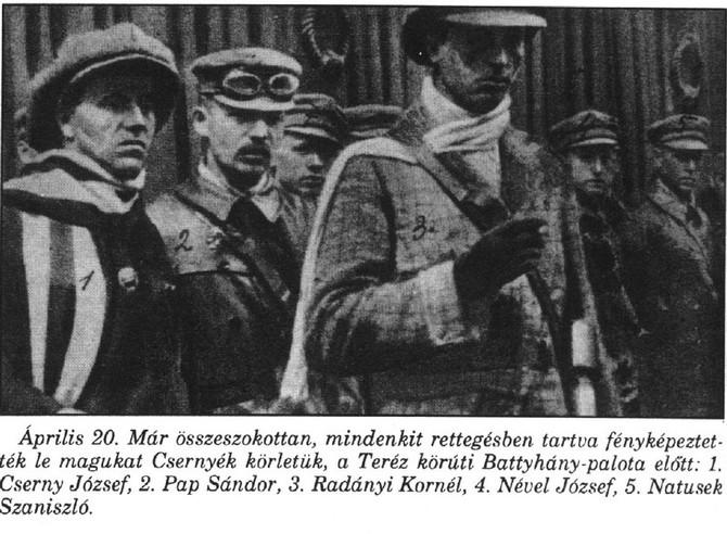 """A """"proletárforradalom hűséges katonái"""" vagy """"közönséges haramiák""""? Kik voltak a """"Lenin-fiúk""""?"""