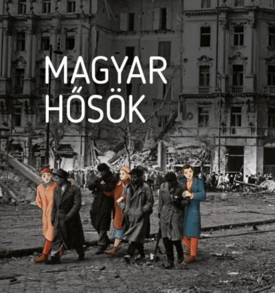 Bajcsi Ildikó írása Alapy Gáspár, komáromi polgármesterről a Magyar hősök című könyvben