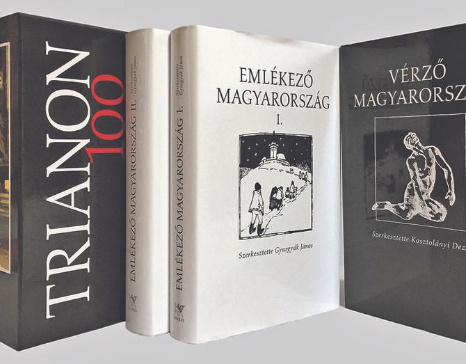 """Bödők Gergely: Sebtől a megértésig – A """"Trianon-trilógiáról"""""""