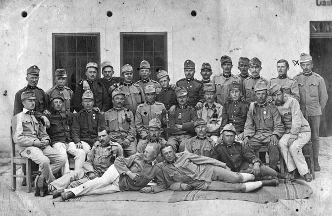 A hadműveleti területek sajátosságai Bereg és Ung vármegye példáján 1914−1916 között, doktori dissze