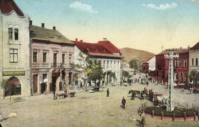 Kosztyó Gyula: A kárpátaljai magyarság megszállás alatt (1918–1919)