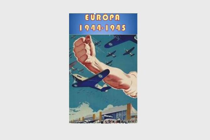 Fóris Ákos és Végső István előadásai az Európa 1944–1945 konferencián. 2020. december 12.