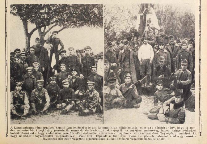 Temessétek élve a holttestek közé! Dunapataj, 1919. június 23. Index.hu