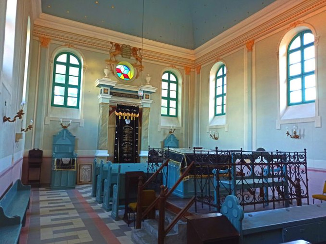 Szépülő Kis-Jeruzsálem: zsidó szakrális terek megújulása Makón