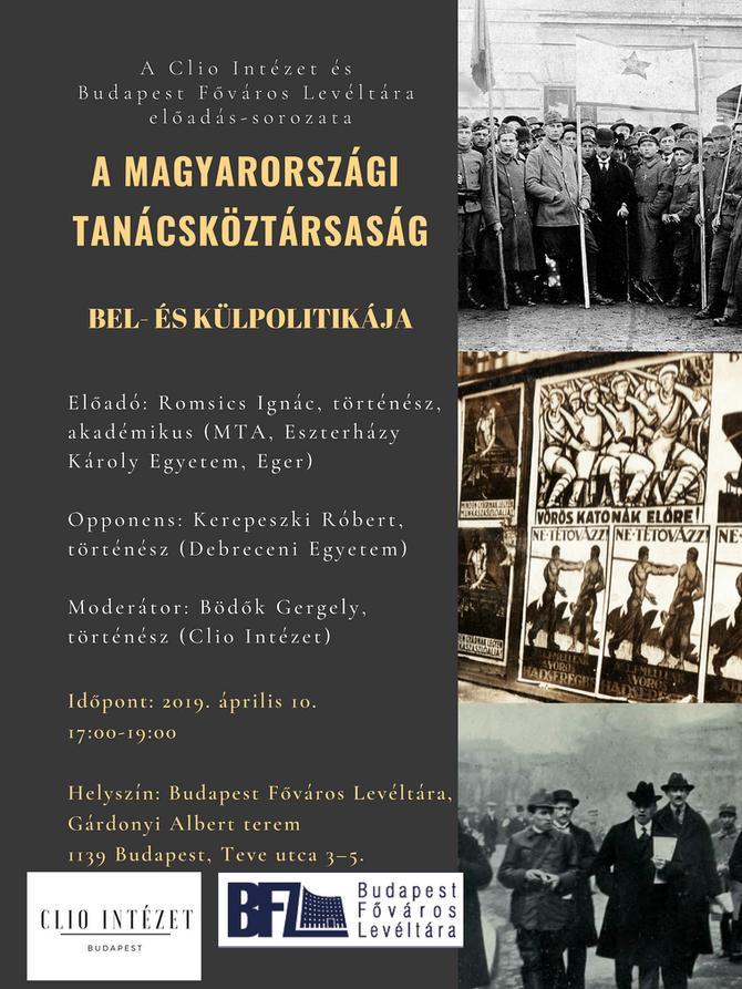 A Magyarországi Tanácsköztársaság bel- és külpolitikája