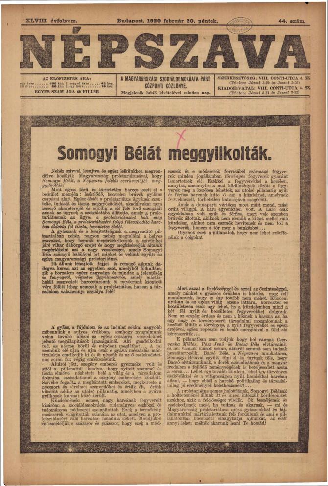 Horthy Miklós és a politikai alapú büntetlenség. Gellért Ádám viszontválasza Máthé Áronnak