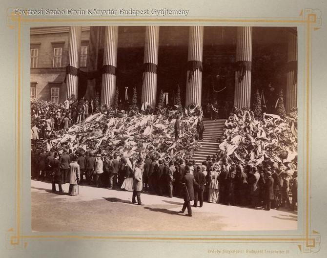 Az 1848-as forradalom emlékezete 171 év távlatából