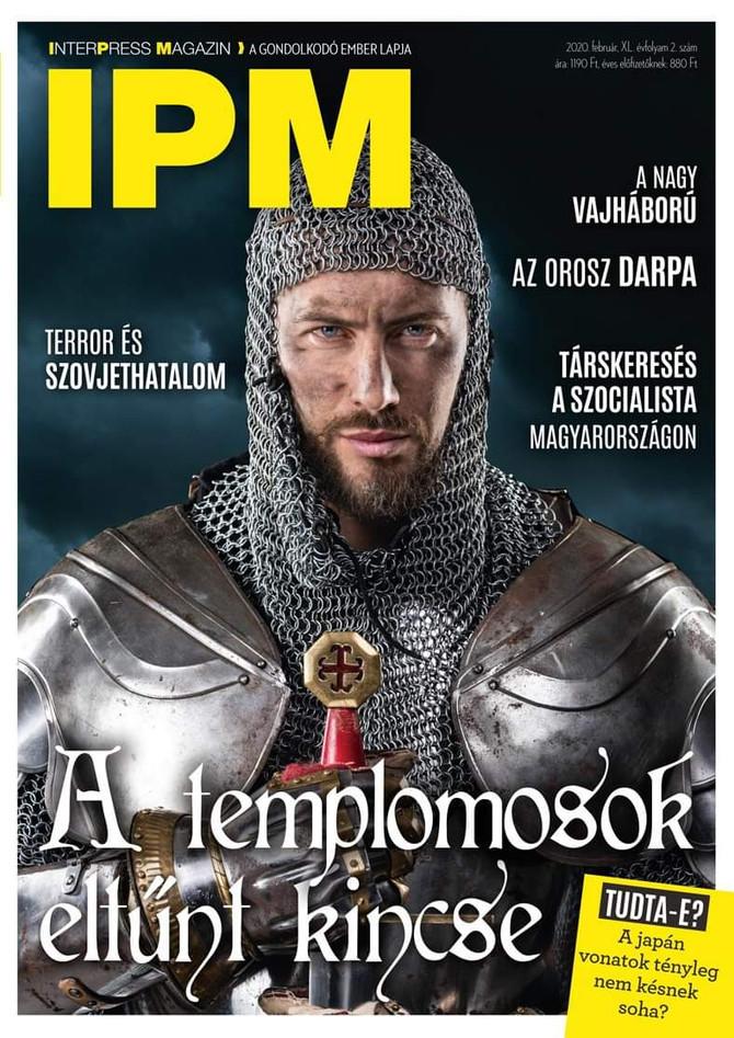 Két cikk az IPM februári számában