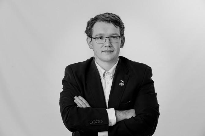 Új munkatársunk, Sztancs Gábor
