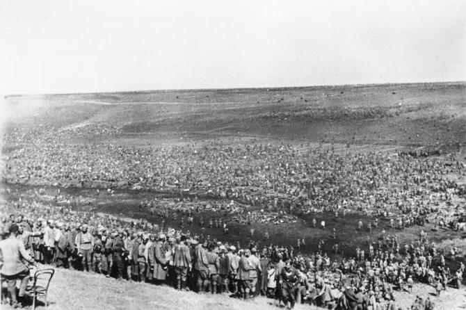 A kijevi csata - Hitler győzelme a német hadvezetés és Sztálin felett 1941. szeptemberében
