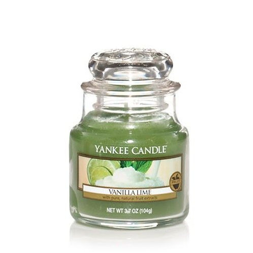 Yankee Candle Small Jar Vanilla Lime