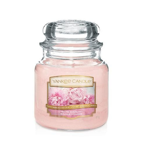 Yankee Candle Medium Jar Blush Bouquet