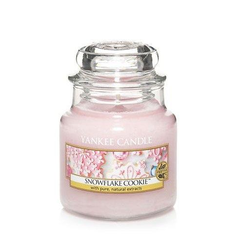Yankee Candle Small Jar Snowflake Cookie