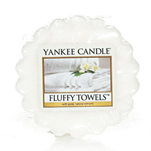 Yankee Candle Wax Melt Fluffy Towels