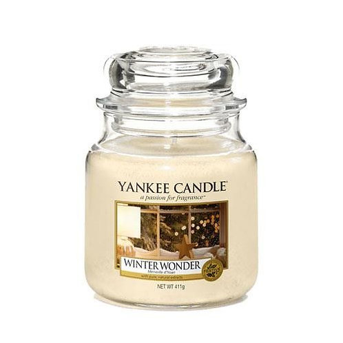 Yankee Candle Medium Jar Winter Wonder