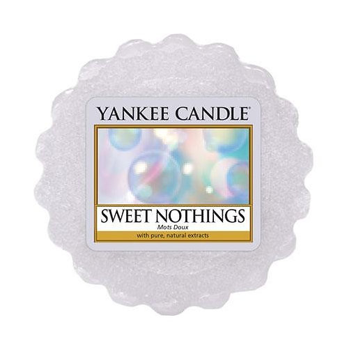 Yankee Candle Wax Melt Sweet Nothings