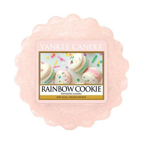 Yankee Candle Wax Melt Rainbow Cookie