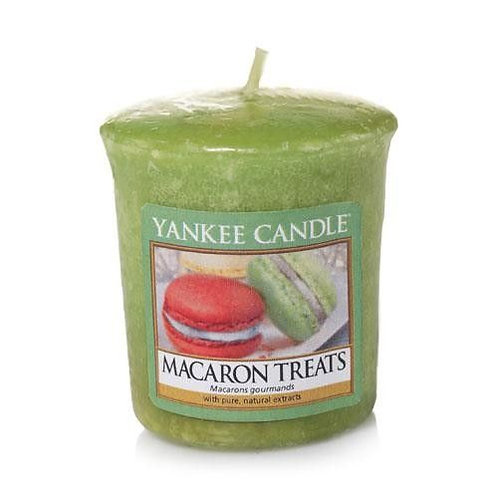 Yankee Candle Votive Candle Macaron Treats