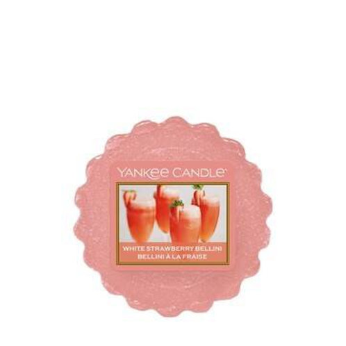 Yankee Candle Wax Melt Strawberry Bellini