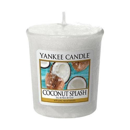 Yankee Candle Votive Candle Coconut Splash