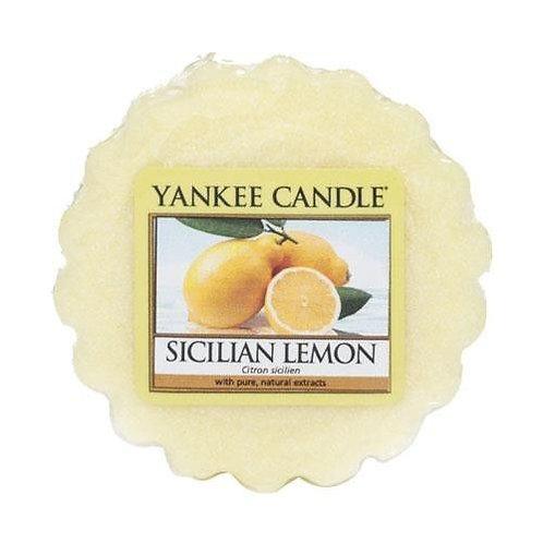 Yankee Candle Wax Melt Sicilian Lemon