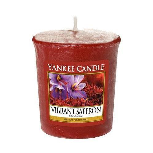 Yankee Candle Votive Candle Vibrant Saffron