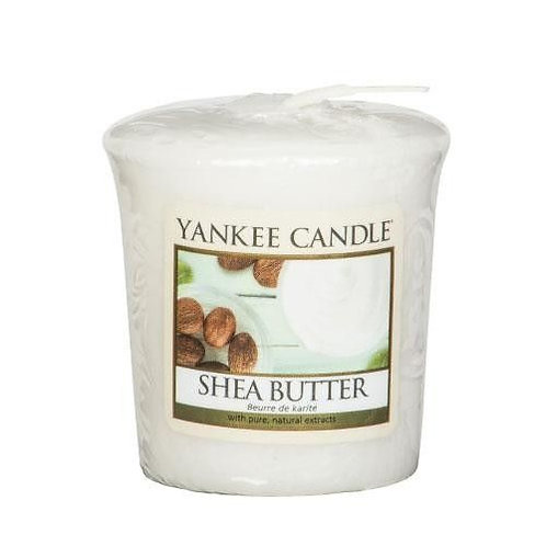Yankee Candle Votive Candle Shea Butter