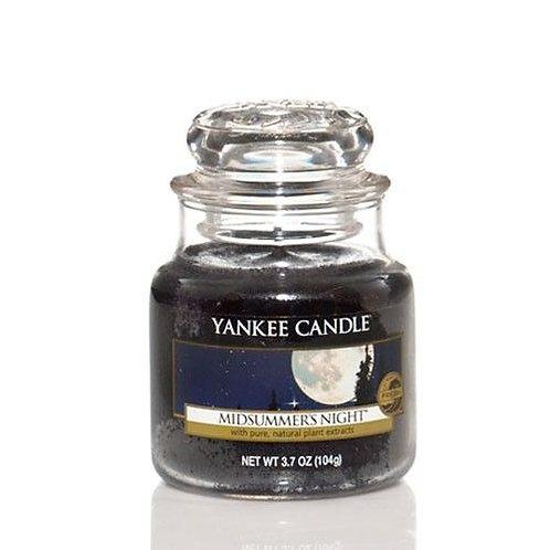 Yankee Candle Small Jar Midsummers Night