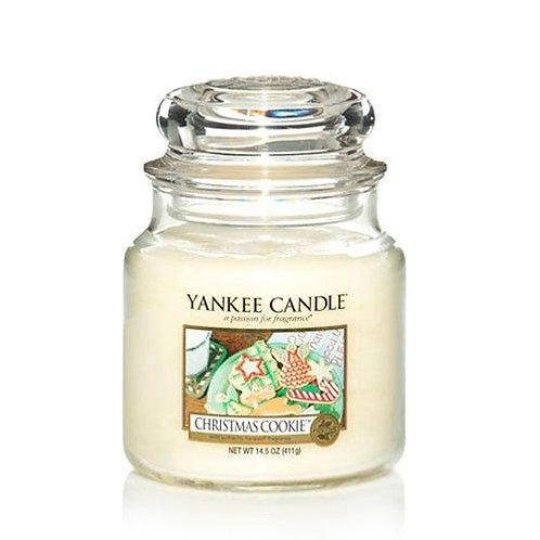 Yankee Candle Medium Jar Christmas Cookie