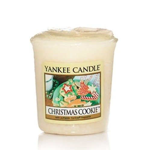 Yankee Candle Votive Candle Christmas Cookie
