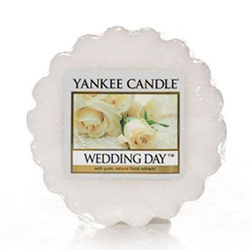 Yankee Candle Wax Melt Wedding Day