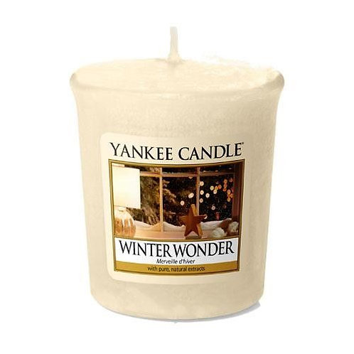 Yankee Candle Votive Candle Winter Wonder