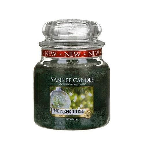 Yankee Candle Medium Jar The Perfect Tree
