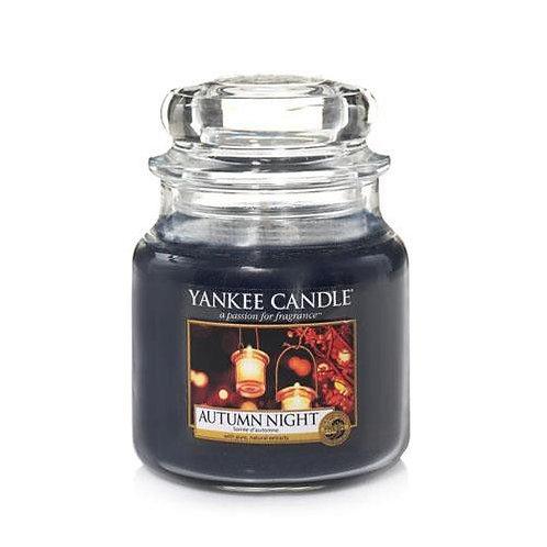 Yankee Candle Medium Jar Autumn Night