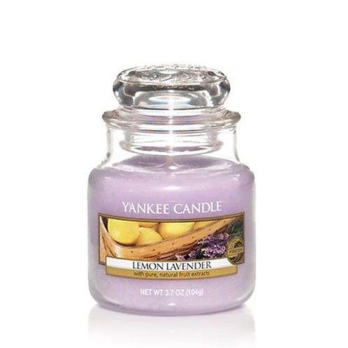 Yankee Candle Small Jar Lemon Lavender