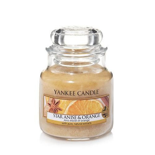 Yankee Candle Small Jar Star Anise