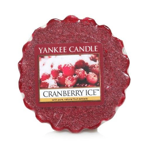 Yankee Candle Wax Melt Cranberry Ice