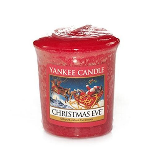 Yankee Candle Votive Candle Christmas Eve