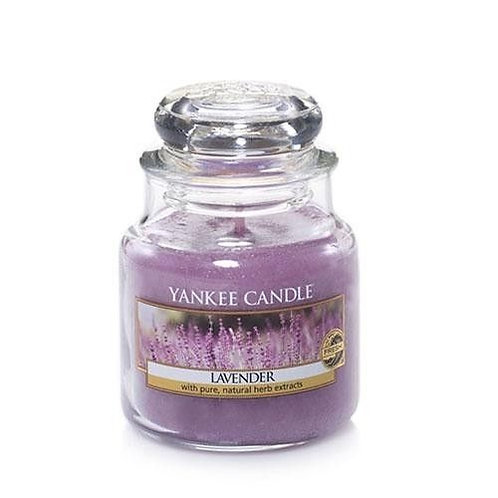 Yankee Candle Small Jar Lavender