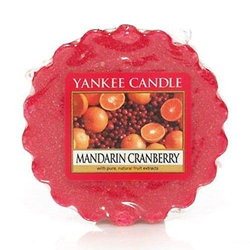 Yankee Candle Wax Melt Mandarin Cranberry