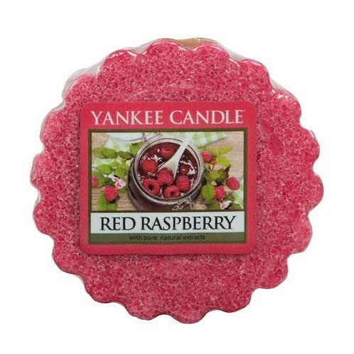 Yankee Candle Wax Melt Red Raspberry