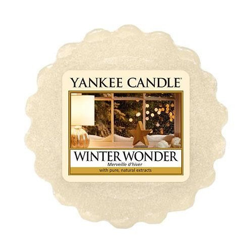 Yankee Candle Wax Melt Winter Wonder