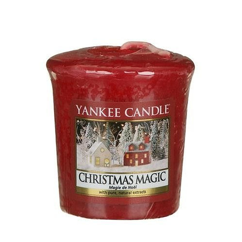 Yankee Candle Votive Candle Christmas Magic