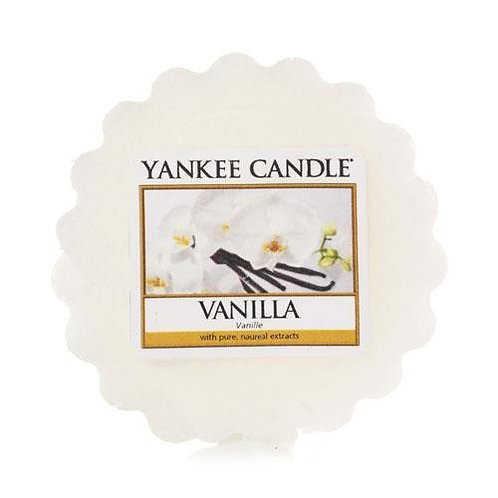 Yankee Candle Wax Melt Vanilla