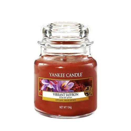 Yankee Candle Small Jar Vibrant Saffron